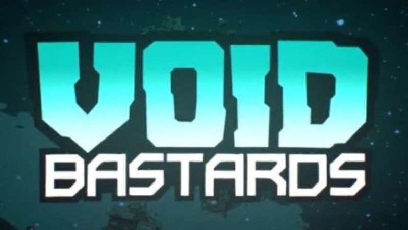 Void Bastards Logo
