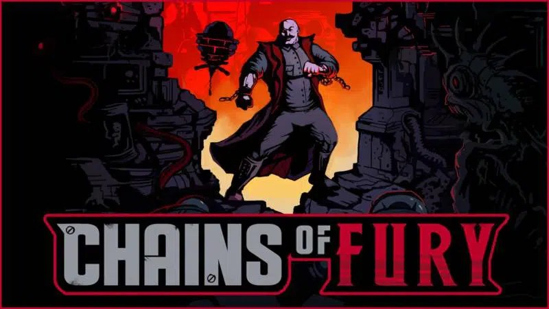 Chains Of Fury Art