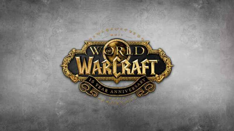 World Of Warcraft Anniversary
