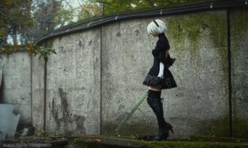 NieR Automata cosplay (5)