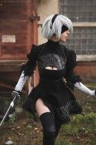 NieR Automata cosplay (6)