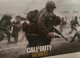 call of duty WWII (4)