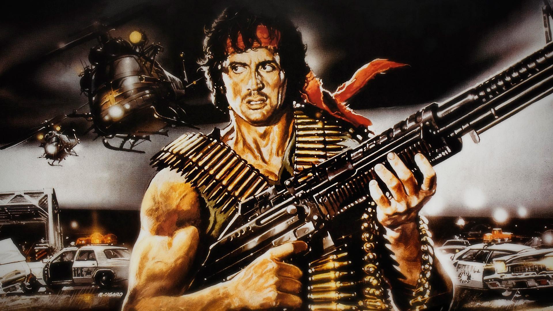 Rambo Filmreihe