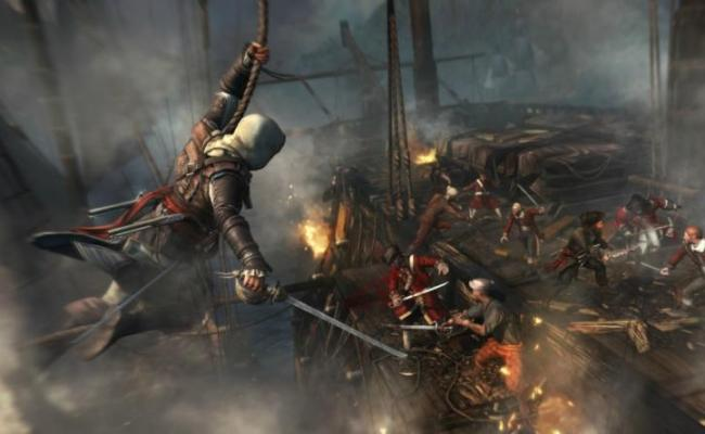 Assassin S Creed Iv Black Flag 13 Minutes Of Caribbean