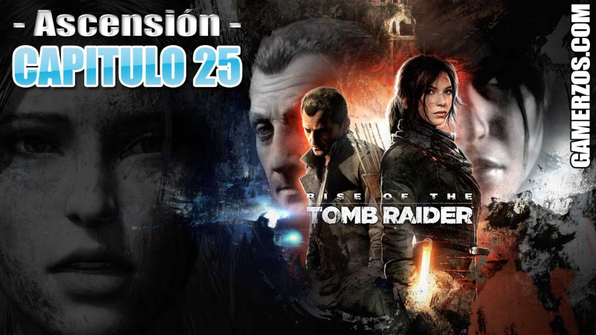 25 Rise of the Tomb Raider Ascensión