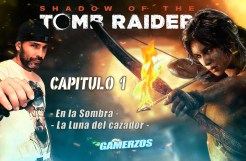 1 PARTE SHADOW OF THE TOMB RAIDER GAMEPLAY