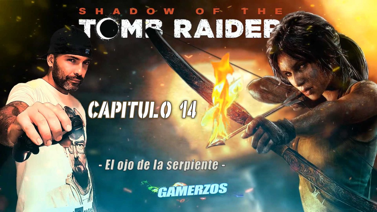 Shadow of the Tomb Raider El ojo de la serpiente puzzle Capitulo 14