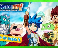 🐷🐍🐸🦁🐲 Monster boy and de cursed kingdom gameplay espanol ps4 Casitllo de Lupia 2