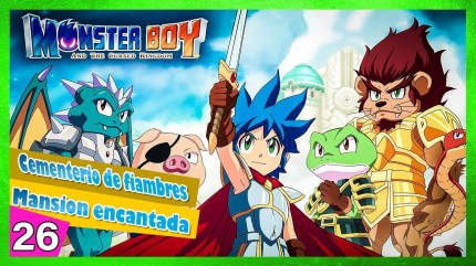 Monster boy and the cursed kingdom - Mansion encantada 26