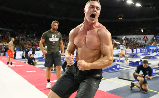 2019 Crossfit Games World Feed