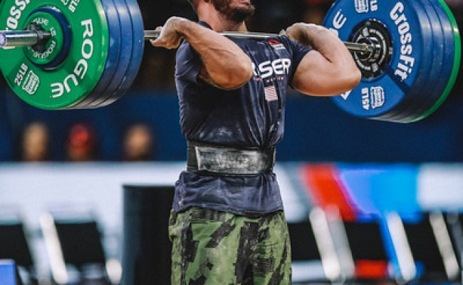Fraser And Toomey Win 2019 Crossfit Games Crossfit Games