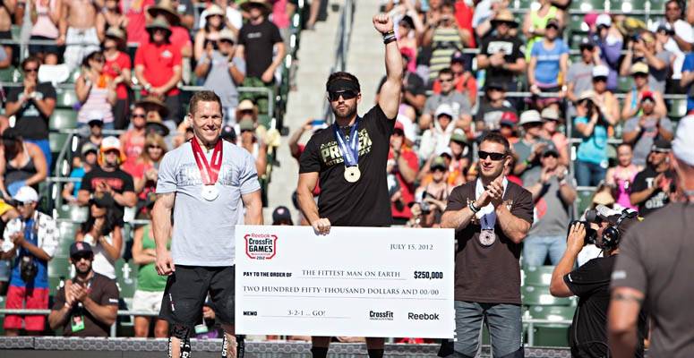 Crossfit Sweetens The Pot For The 2013 Reebok Crossfit Games