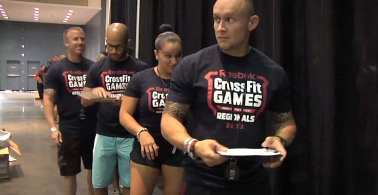 No Rep Judges From Crossfit Fever Get Fired Up In The