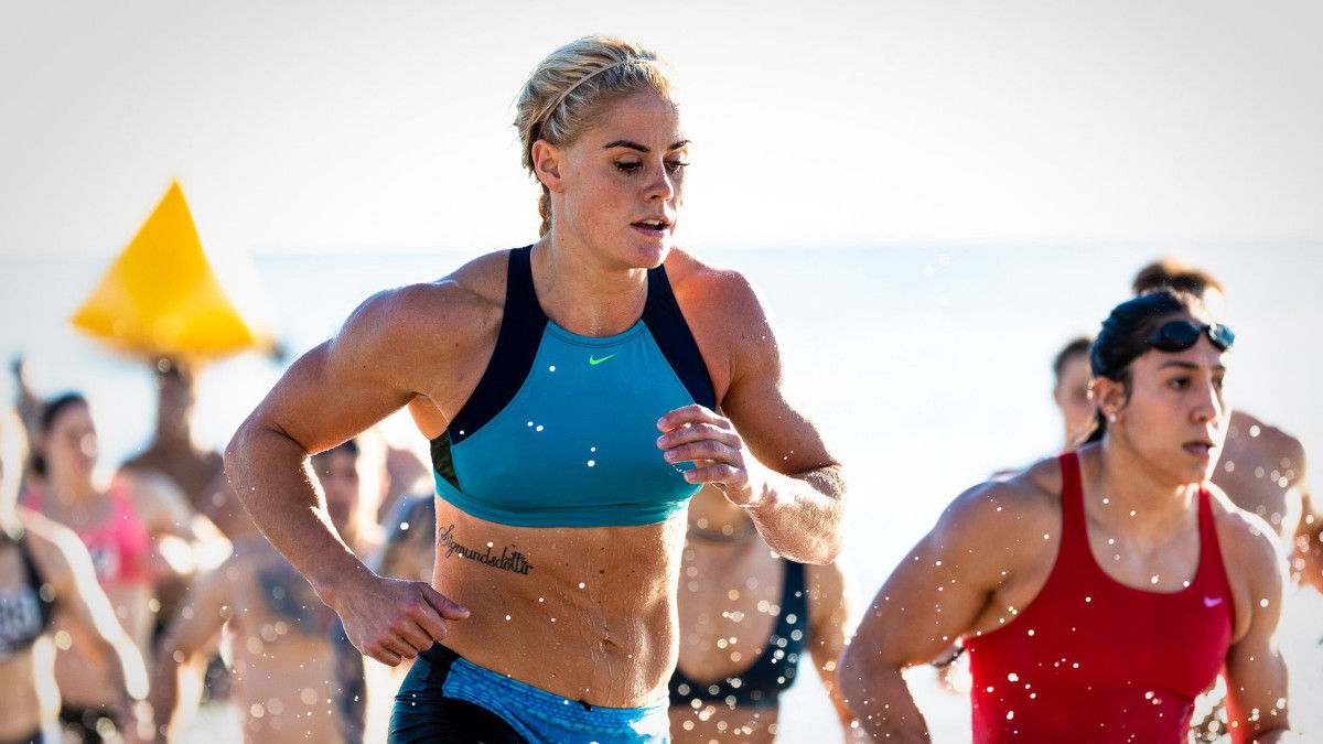The Open Crossfit Games