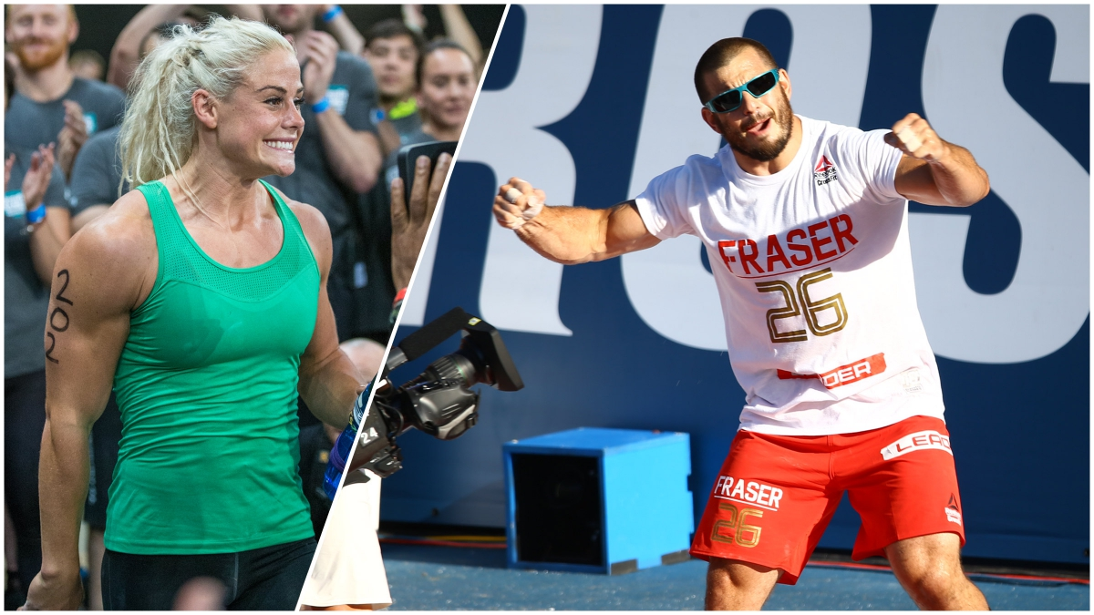 Who Wins The 2017 Crossfit Games Gameswalls Org