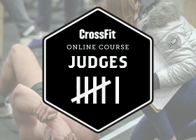 CrossFit Online Judges Course 6