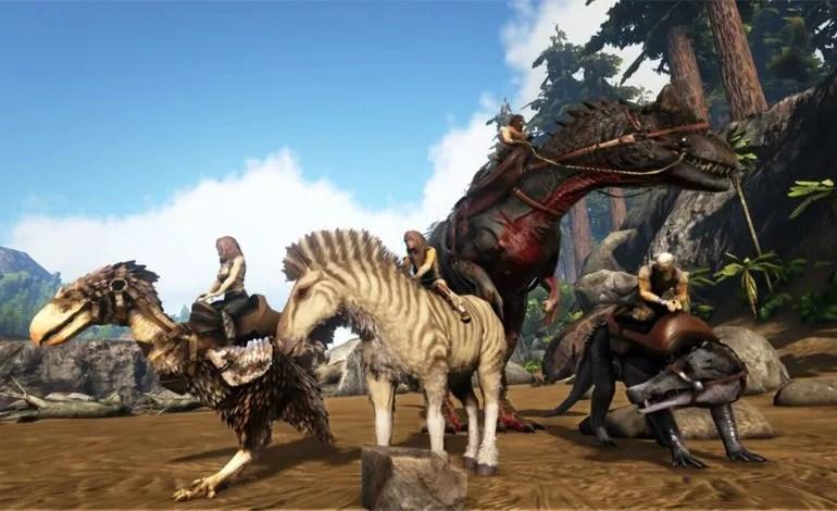 ark survival evolved released