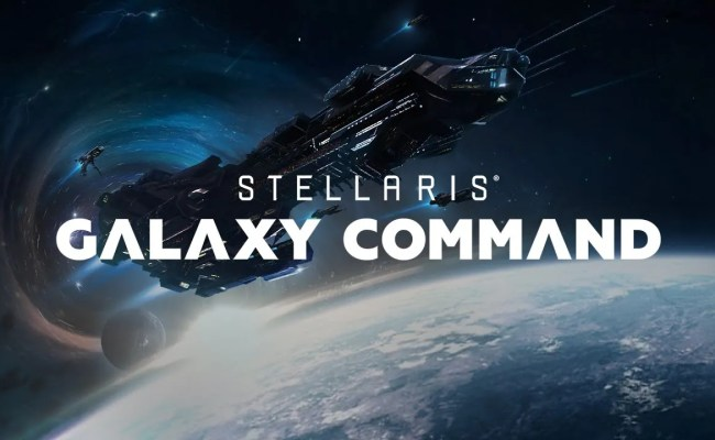 Stellaris Galaxy Command Finally Released On Ios And