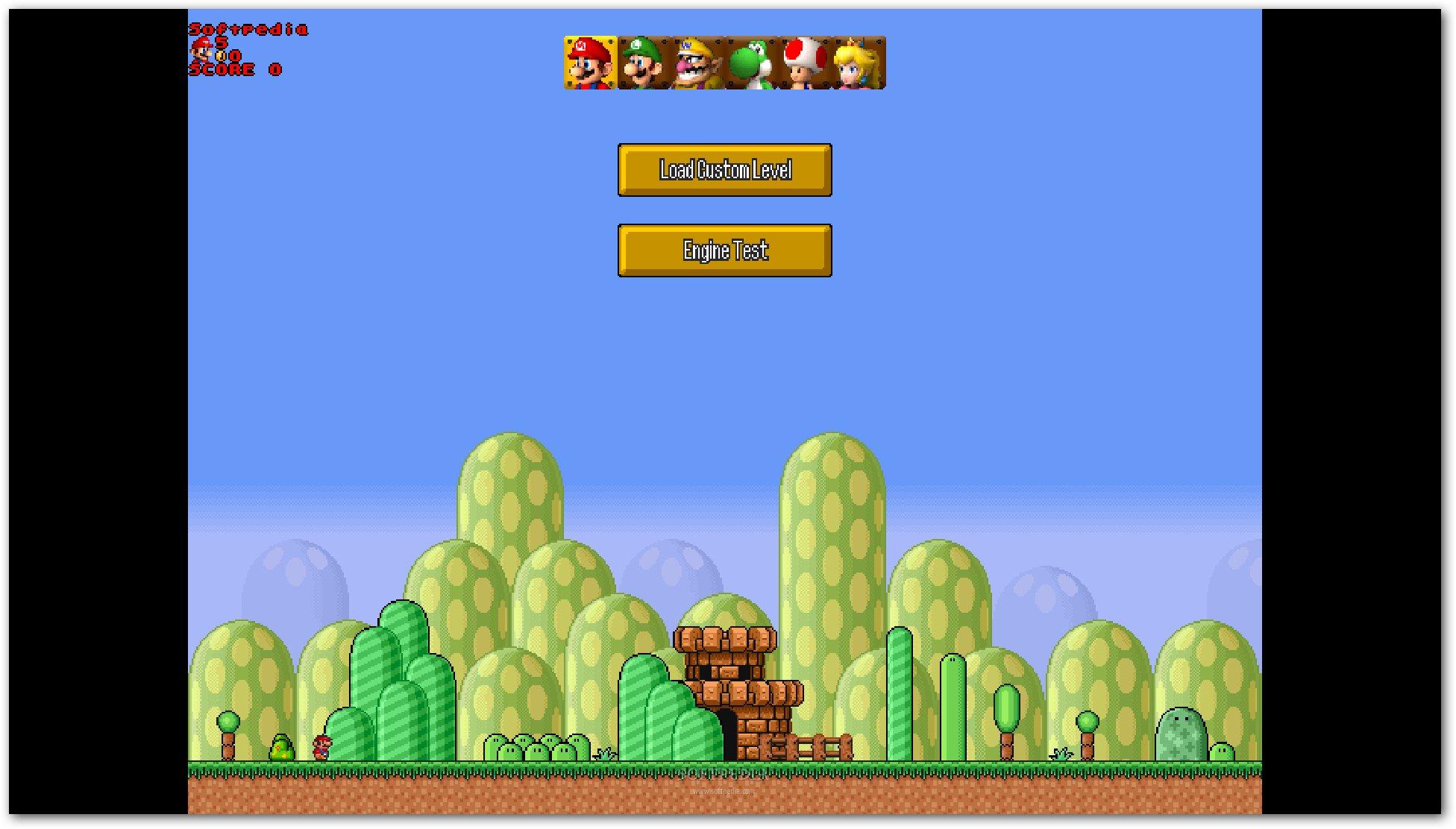 Super Mario Bros Online Download