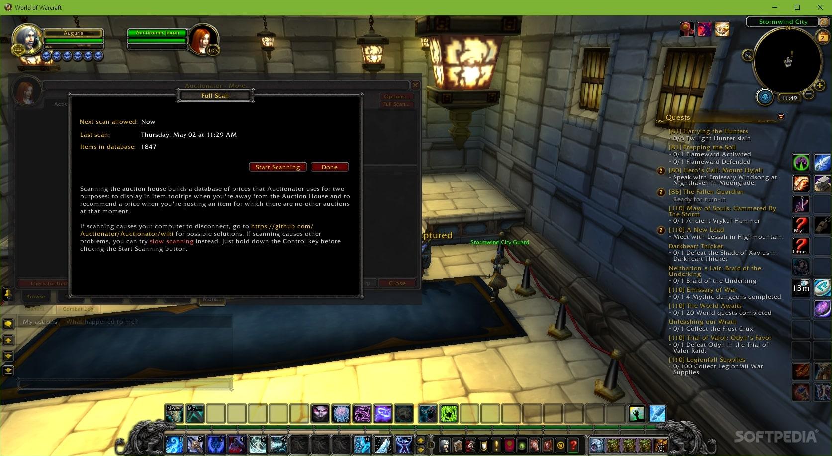 World of Warcraft AddOn - Auctionator Download