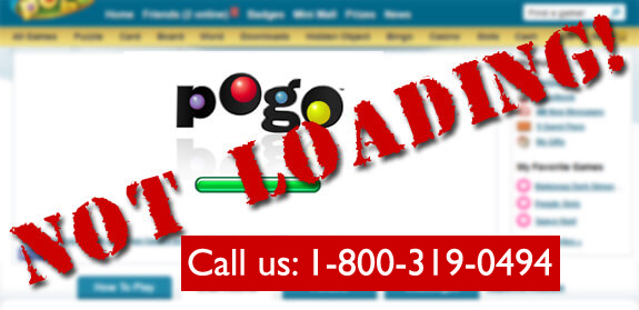 Pogo Tech Support