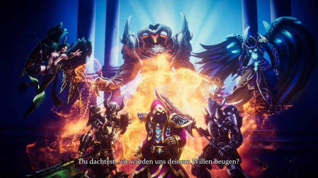 Cardaclysm: Shards of the Four is now available on Steam Early Access – Trailer