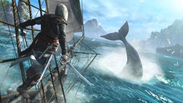 Assassin's Creed Valhalla Black Flag