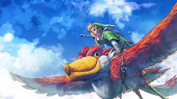 игры на Nintendo Switch - skyward-sword-3