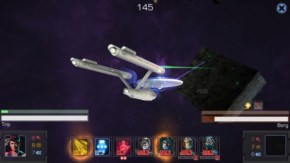 Star Trek Timelines Enterprise