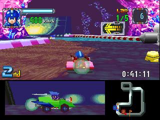 Mega Man Battle & Chase Screenshot2
