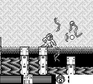 Mega Man - Dr. Wily's Rache Screenshot