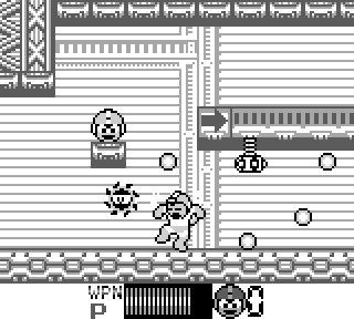 Mega Man - Dr. Wily's Rache Screenshot2