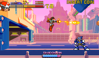 Mega Man Screenshot 3