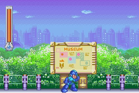 Megaman & Bass Screenshot2