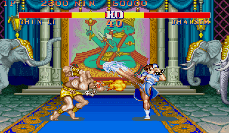 Streetfighter Screenshot 2