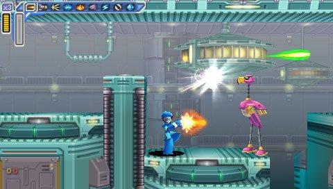 Mega Man - Maverick Hunter X Screenshot 2