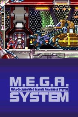 Mega Man ZX Screenshot2