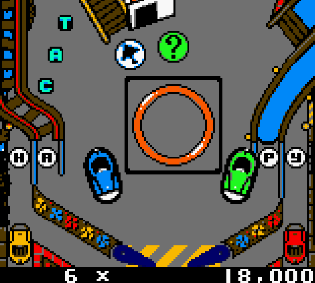 3D-Pinball Thrill Ride Screenshot