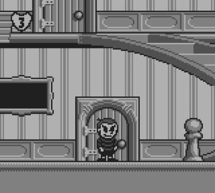 Addams Family - Pugsley's Scavenger Hunt - Screenshot