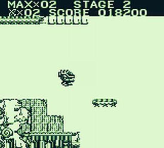Die Abenteuer von Star Saver Screenshot