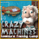 Crazy Machines: Inventor Training Camp - Create your own zany   devices!