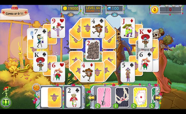 Day Of The Dead Solitaire Collection Free Download Full