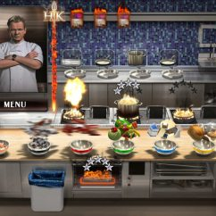 Kitchen Game Design Ideas Photos Hell S Mobile App Iphone Android Play