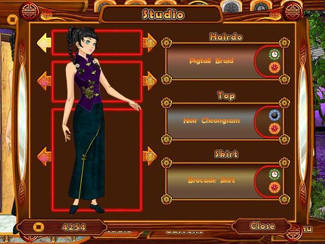 Free Online Fashion Designer Games
