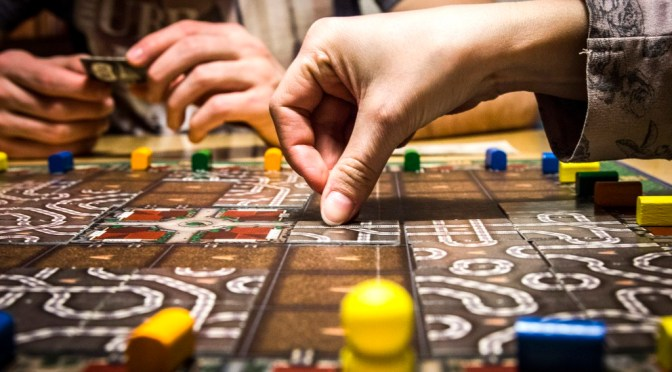 Game-Based Learning as Professional Development
