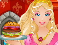 Cooking Games Hamburger Games