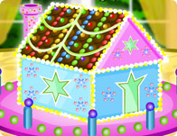 Gingerbread House Cooking Games