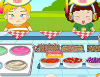 Ice Cream For Kids Cooking Games