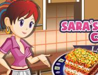 Cooking Games Sara Games