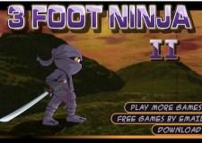 3-foot-ninja